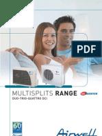Multi Split -Dci r410 Comercial