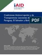Coaliciones Para Anticorrupcion