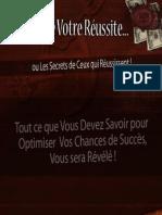 Rapport LesClesdeVotreReussite