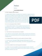 Jeppesen Mobile FliteDeck FAQ