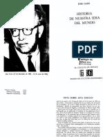 21463205 Jose Gaos Historia de Nuestra Idea Del Mundo