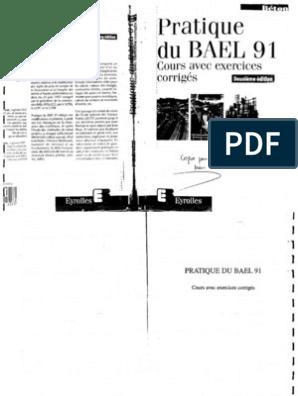 BAEL GRATUIT PDF TÉLÉCHARGER 91