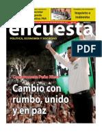 Encuesta 25, revista de la Asociación de Periodistas del Valle de Toluca