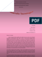 Desarrollo Tecnolgico1