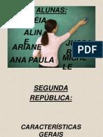 Apresentação Paulo Freire