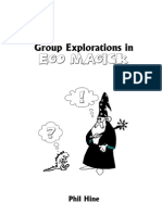 Phil Hine - (EN) Groups Explorations in Ego Magick