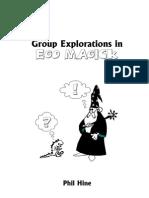 Phil Hine - (EN) Groups Explorations in Ego Magick