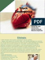 Shock Cardiogénico