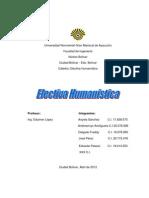 Trabajo Electiva Humanistic A II
