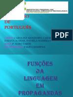 Apresentação Caroline Monteiro AGROT