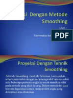 Tehnik Smoothing ( 1)