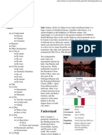 Italy Travel Guide - Wiki Travel