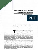 Pederastia en el método socrático