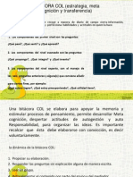 BITÁCORA COL (estrategia, meta