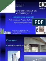 1-Introdução ao concreto