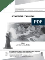 Geometri & Pengukuran Dasar Lengkap