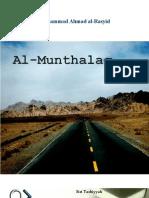 AlMunthalaq (Muhammad Ahmad ArRasyid)