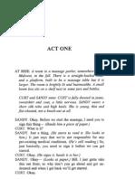 Blue Surge Script