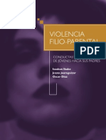 Violencia Filio Parental