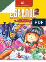 Guia de Español 2, Serie Huellas
