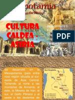 HISTORIA CALDEO ASIRIA