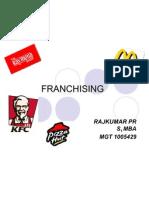 Franchising Raj