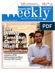 The Weekly Turns the Camera on Itself--Beverly Hills Weekly, Issue #657