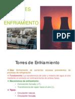 TORRES DE ENFRIAMIENTO