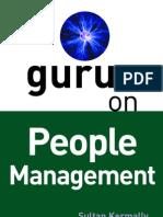 39335002 Gurus on People Management