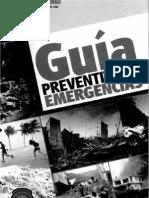 Guía preventiva emergencias