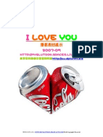 Microsoft Word - I Love You!