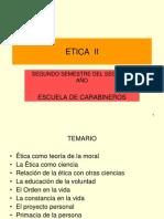 ETICA  II