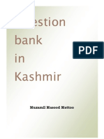 Kashmir Question Bank