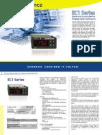 EC1 Series Electronic Controls