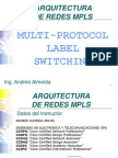 Arquitectura Redes Mpls Ver7