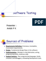 Intro to Software Testing