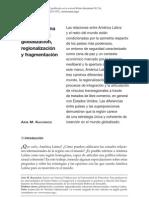 Aca Latina en El Mundo Glob, Region y Fragment, Kacowicz