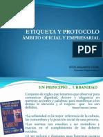 Etiqueta y Protocolo Oficial y rial (42) Febrero 19 2