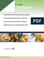 Beta Carotine