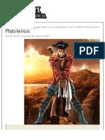 Tormenta - Pistoleiros Seja Um Mestre No Manejo Das Armas de Fogo