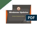 Mindanao Updates