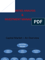 Securities Analysis