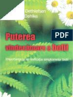 Thorwald Dethlefsen Ruediger Dahlke - Puterea Vindecatoare a Bolii