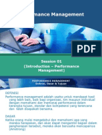 1271072877 Session 01 - Introduction Performance Management