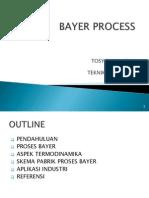 Proses Bayer - Tosy Ramandha (3334090729). Ppt