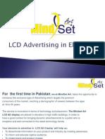 Lcd Adv in Elevators 1