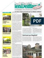 Schakel MiddenDelfland week 18