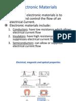 Material Elektronika