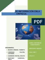 tipos informacion empresa