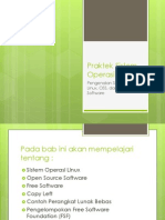 Praktek Sistem Operasi 3,4 (PT1)
